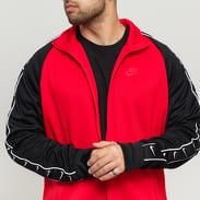 Nike M NSW HBR Jacket PK STMT červená