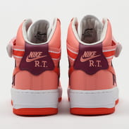 Nike Riccardo Tisci x Nike Air Force 1 High sunblush / bordeaux - team orange