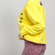 Nike W NSW NSP Crew Fleece FT BF žlutá
