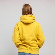 Stüssy Arch Hood žlutá