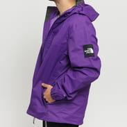 The North Face M Mountain Q Jacket fialová