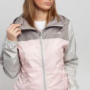 The North Face W Cyclone Jacket růžová / šedá / tmavě šedá