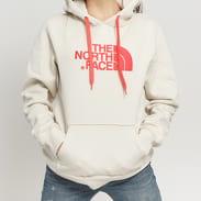 The North Face W Drew Peak Pull Hoody krémová