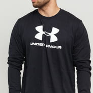 Under Armour Sportstyle Logo LS čierne