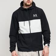 Under Armour Sportstyle Wind Jacket černá / bílá