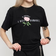 Urban Classics Ladies Kill Romance Tee černé