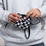 Urban Classics Mini Festival Bag weiß / schwarz