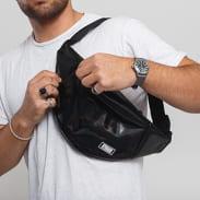 Urban Classics Transparent Shoulder Bag černá