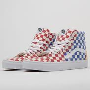 Vans Sk8-Hi (checkerboard) multi / true