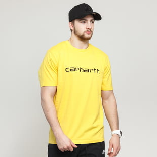 Carhartt WIP SS Script Tee