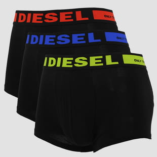 DIESEL 3Pack Instant Looks Trunks C/O