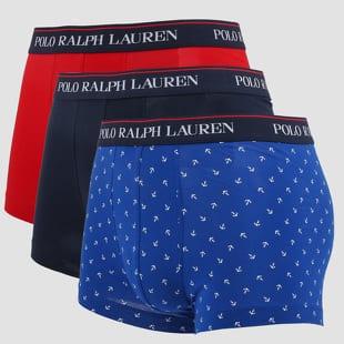 Polo Ralph Lauren Classic Trunks 3 Pack