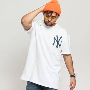 New Era MLB Oversized Logo XL Tee NY