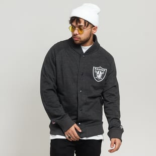 New Era NFL Core Jersey Varsity Jacket Raiders