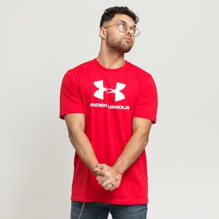 Under Armour Sportstyle Logo SS Tee