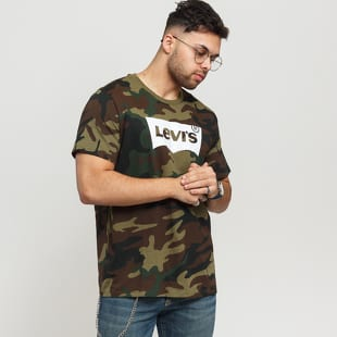 Levi's ® Housemark Graphic Tee HM SSNL Fill