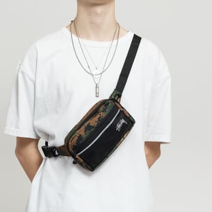 Stüssy Digi Camo Waist Bag