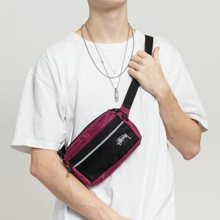 Stüssy Diamond Ripstop Waist Bag
