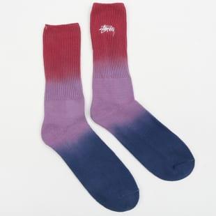Stüssy Dip Dye Marl Socks