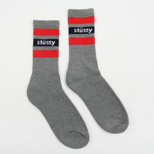 Stüssy Stripe Crew Socks