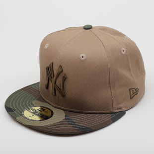 New Era 5950 MLB Camo Essential NY