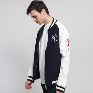 New Era MLB Raglan Varsity Jacket NY
