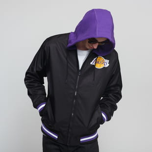 New Era NBA Contrast Jacket LA Lakers