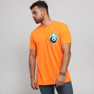 Pink Dolphin 8 Ball Flame Tee