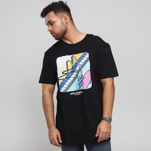 Pink Dolphin Pool Vibes Tee