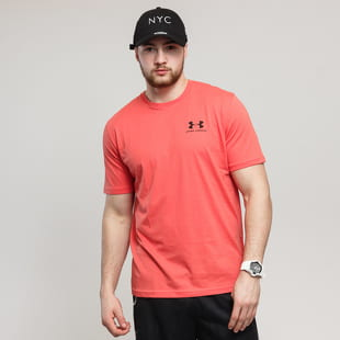 Under Armour Sportstyle Left Chest SS Tee