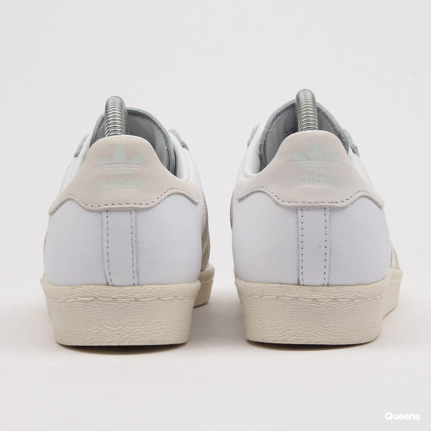 adidas Originals Superstar 80s W ftwwht greone owhite