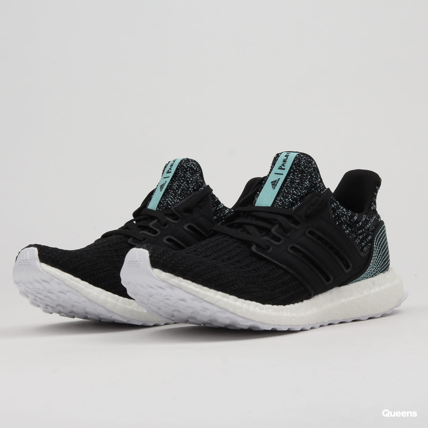 adidas Performance UltraBOOST Parley W black turquoise