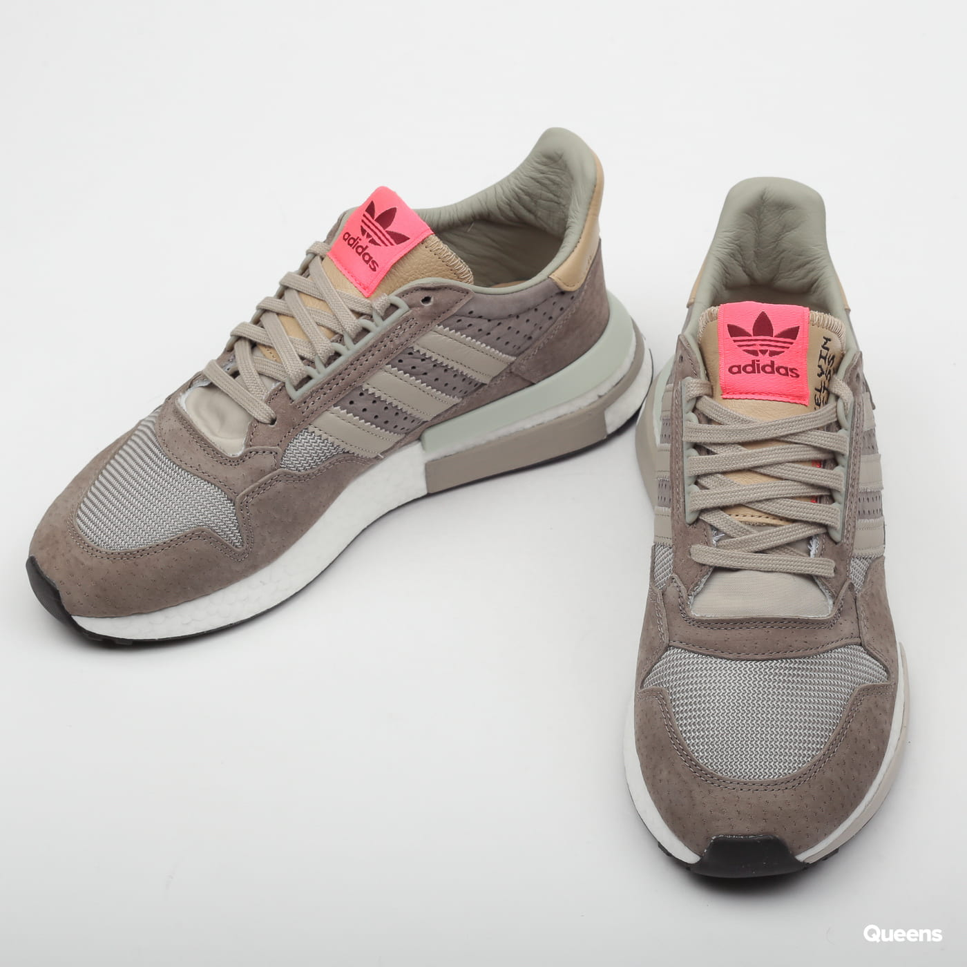 adidas Originals ZX 500 RM simbrown / lghbro / ftwwht