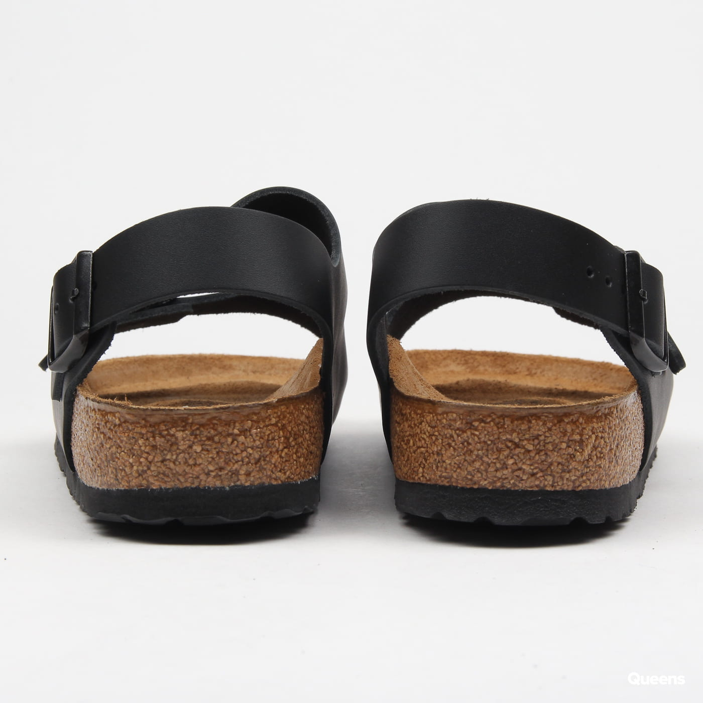 BIRKENSTOCK Milano BS black / red
