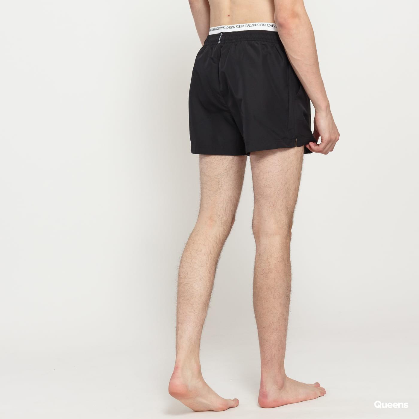 outlet store sale 1c4ea 58260 Calvin Klein Short Double Waistband black