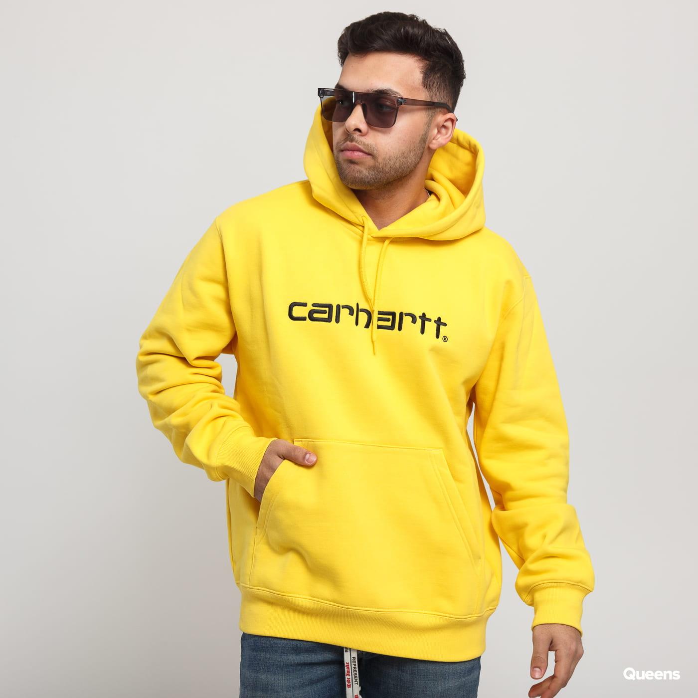 Carhartt WIP Hooded Carhartt Sweat 6lut8