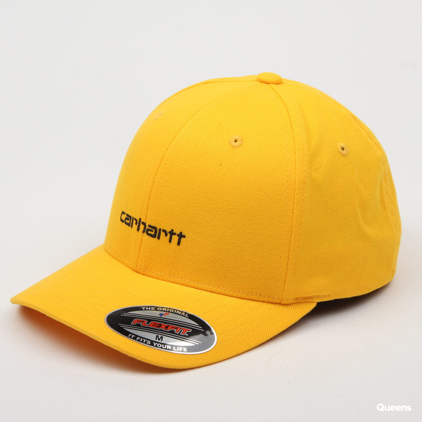 united kingdom reliable quality hot new products Hat Carhartt WIP Script Cap 6lut8 (I026309.03N.90.03) – Queens 💚