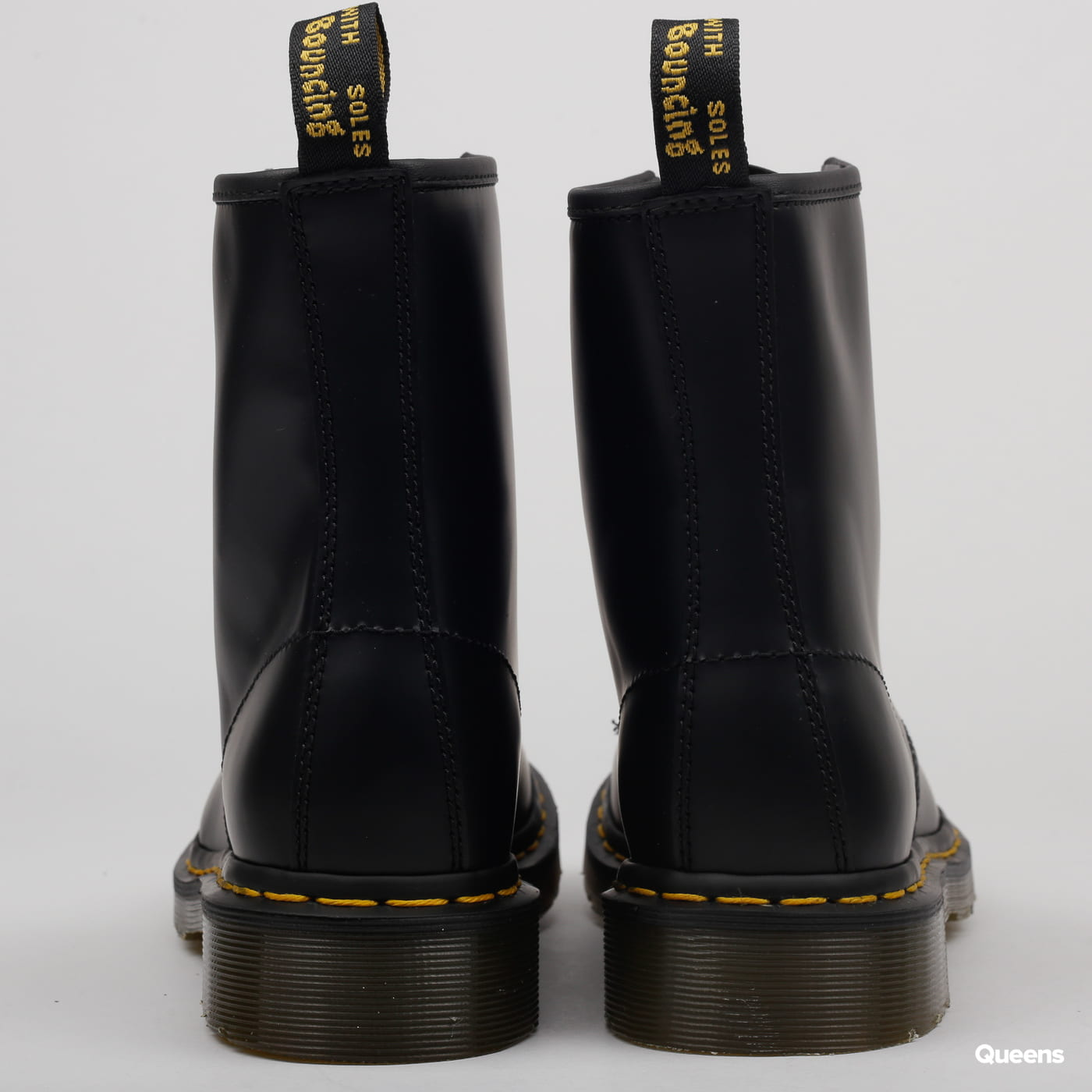 Dr. Martens 1460 W black smooth
