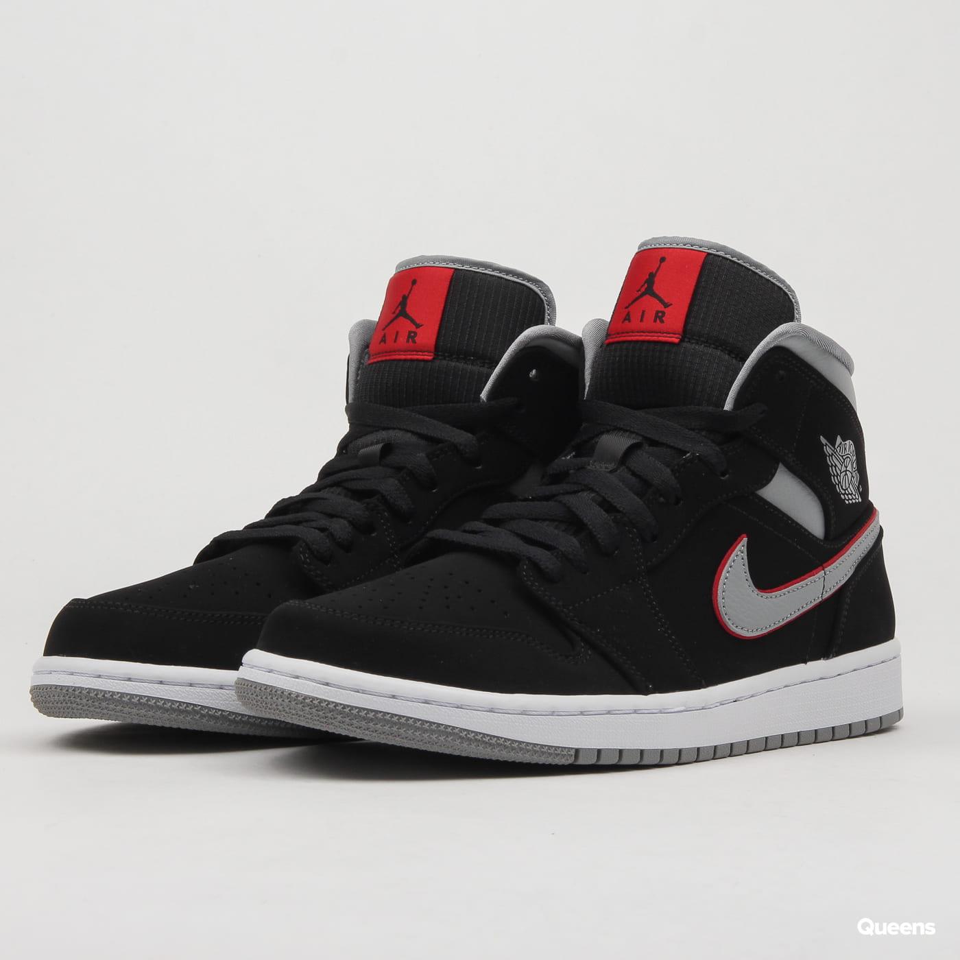 the best attitude 16dc9 42639 Sneakers Jordan Air Jordan 1 Mid (554724-060)– Queens 💚