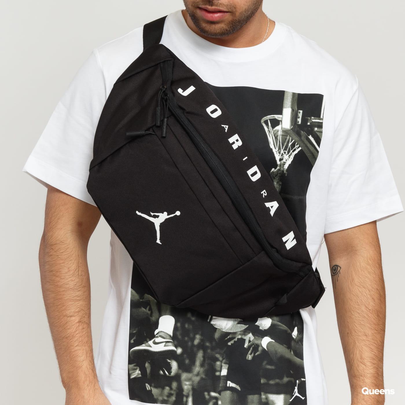 734cb17507a294 Fanny Pack Jordan Air Jordan Crossbody Hip Pack (9A0242-023)– Queens 💚