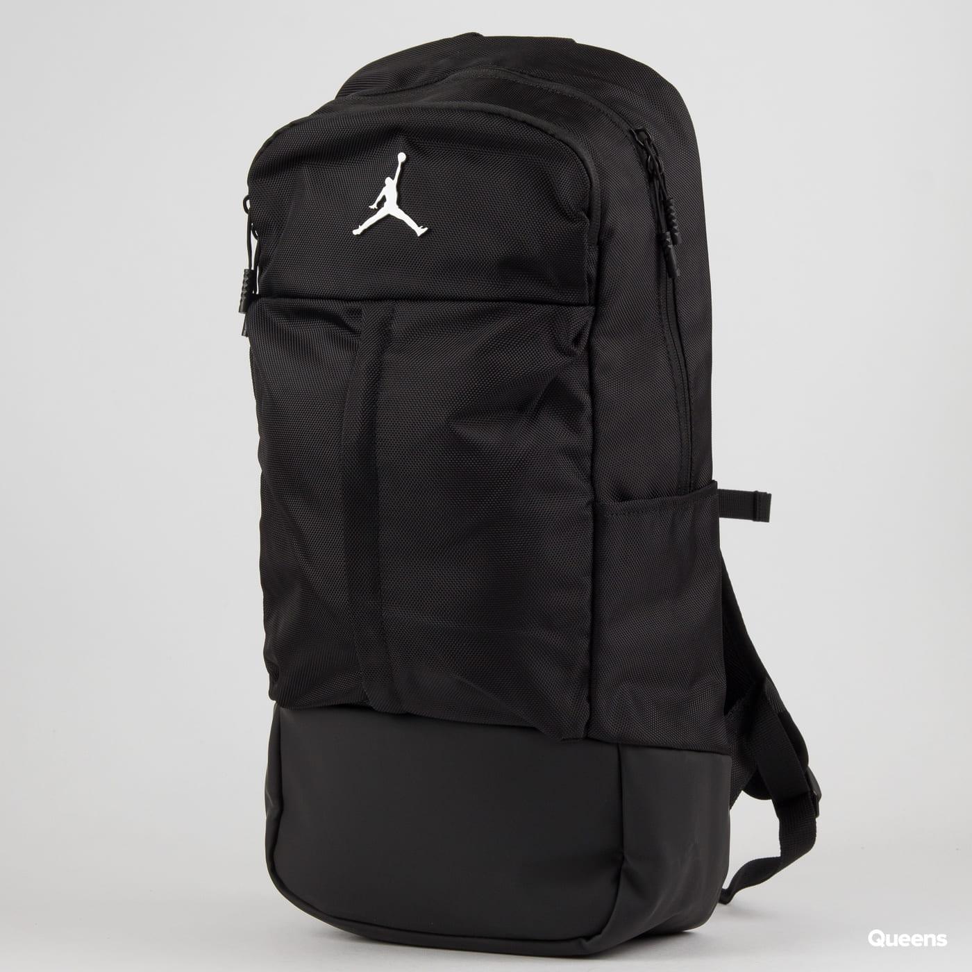 983ba3ee4 Backpack Jordan Air Jordan Fluid Backpack black (9B0166-023) – Queens 💚