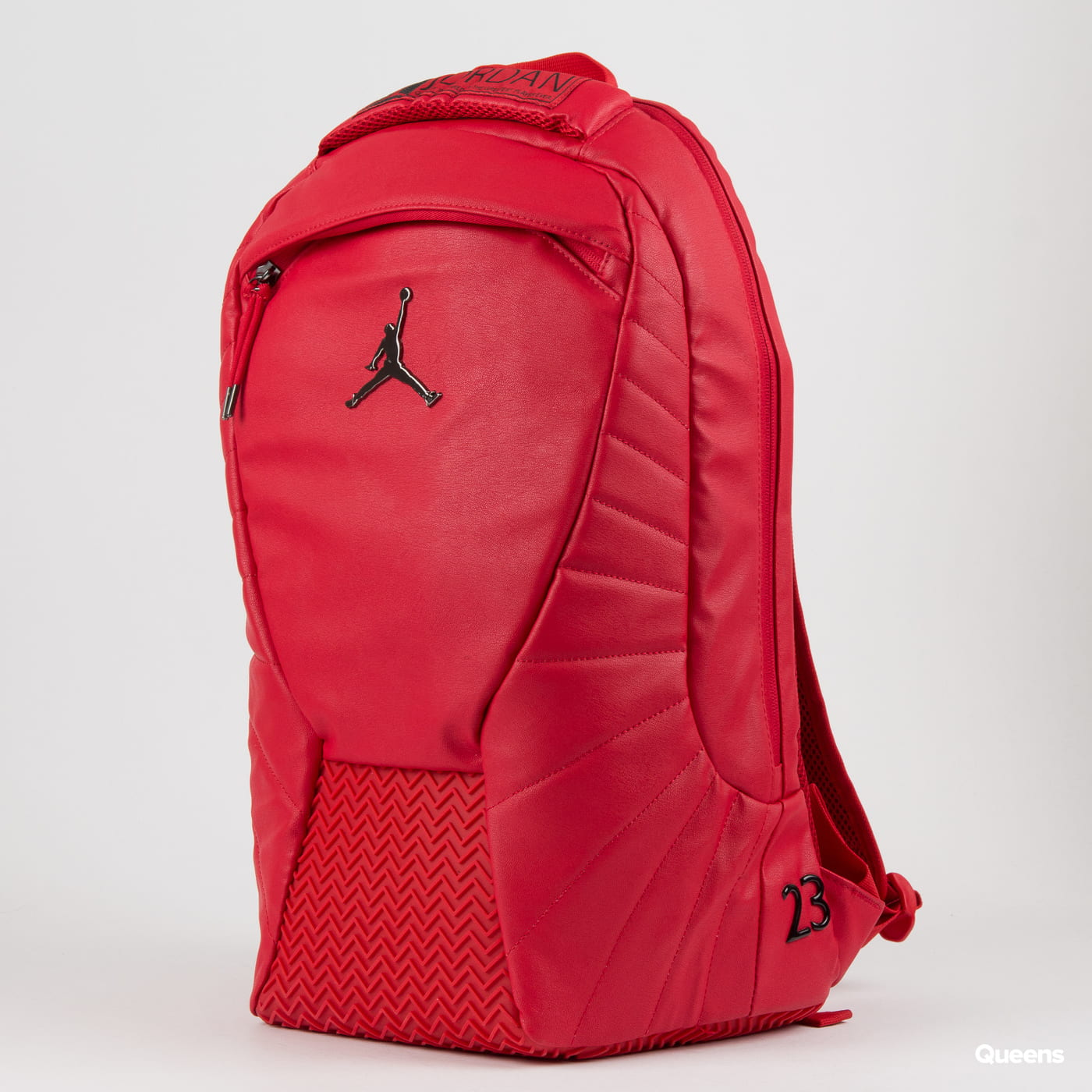 reputable site 1b871 58edb Jordan Air Jordan Retro 12 Backpack red