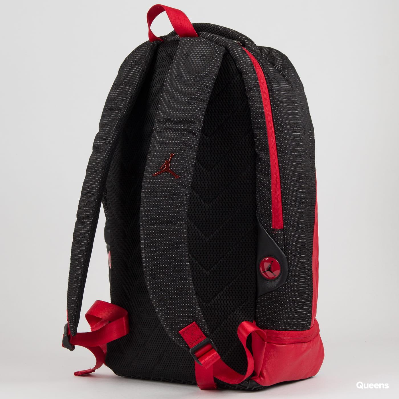 17707f7cedecdf ... Air Jordan Retro 13 XIII Backpack Midnight Navy Black 9A1898 007 -Nike  · Zoom in Zoom in Zoom in Zoom in Zoom in Zoom in Zoom in. Jordan