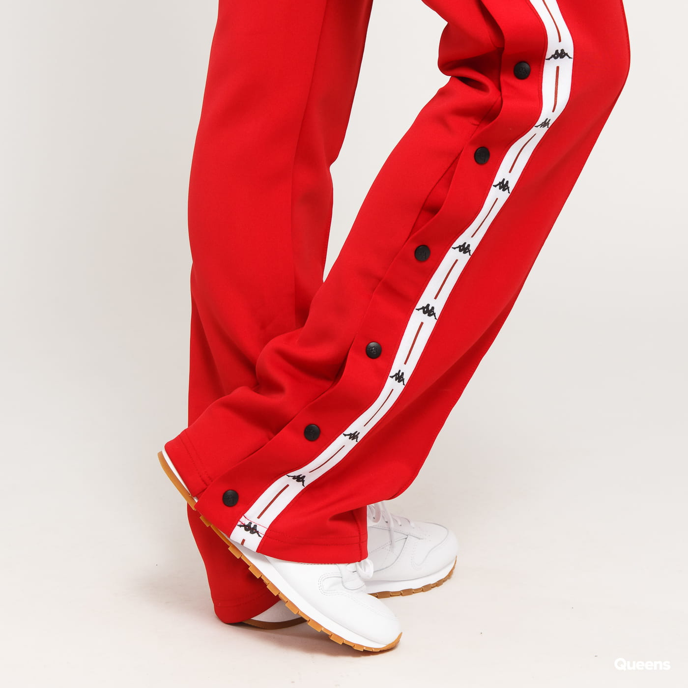 Kappa Authentic JPN Banity red