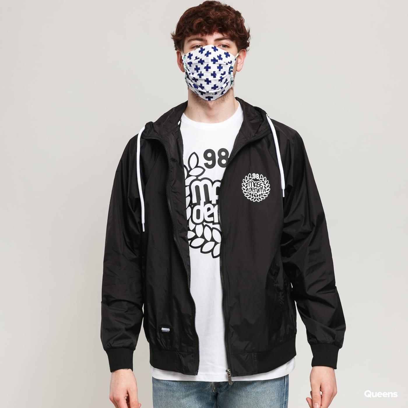 Mass DNM Base Jacket čierna