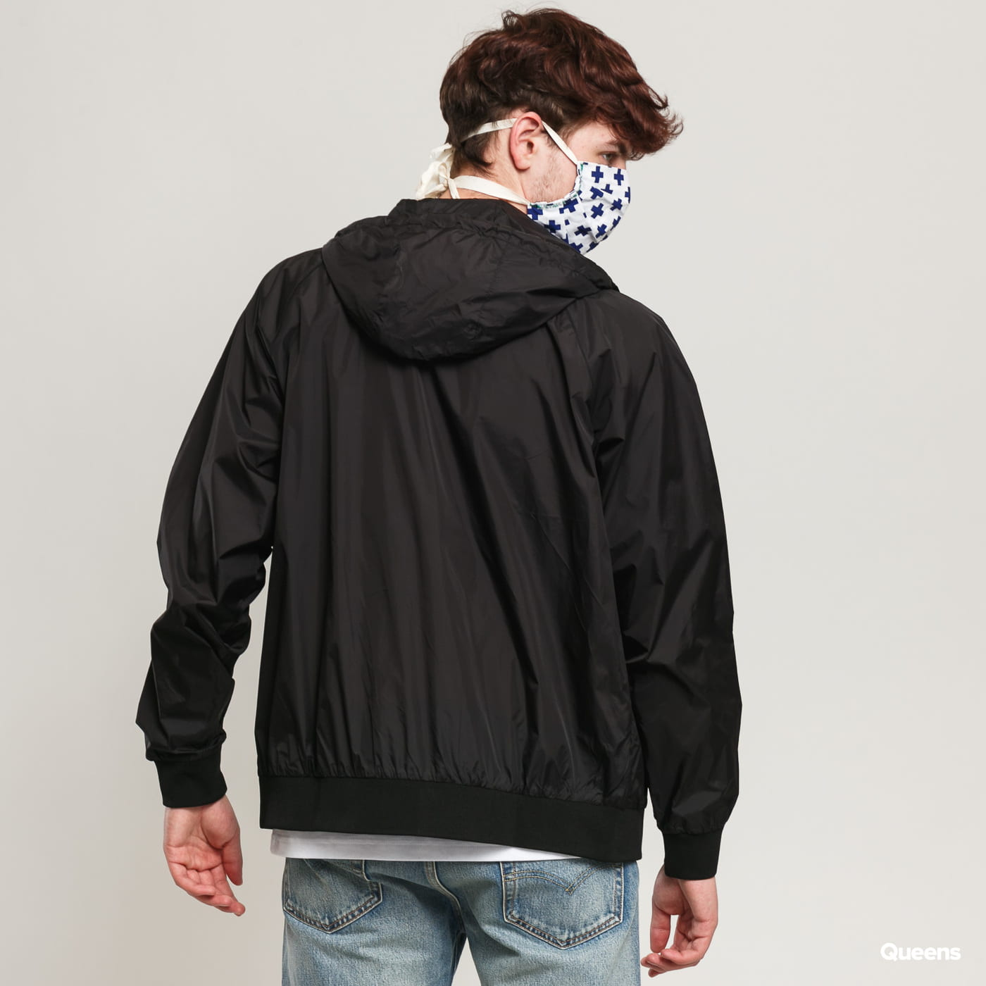 Mass DNM Base Jacket schwarz