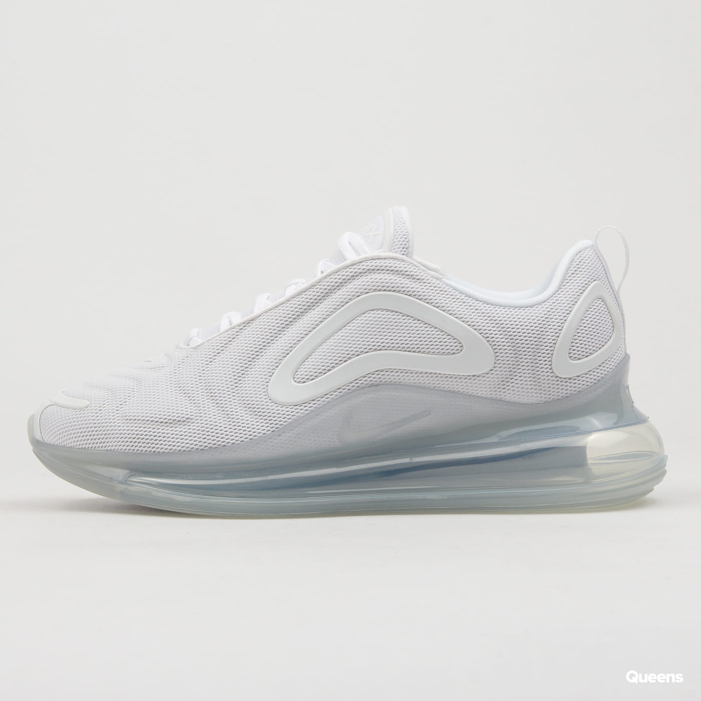 Nike Air Max 720 white / white - mtlc platinum