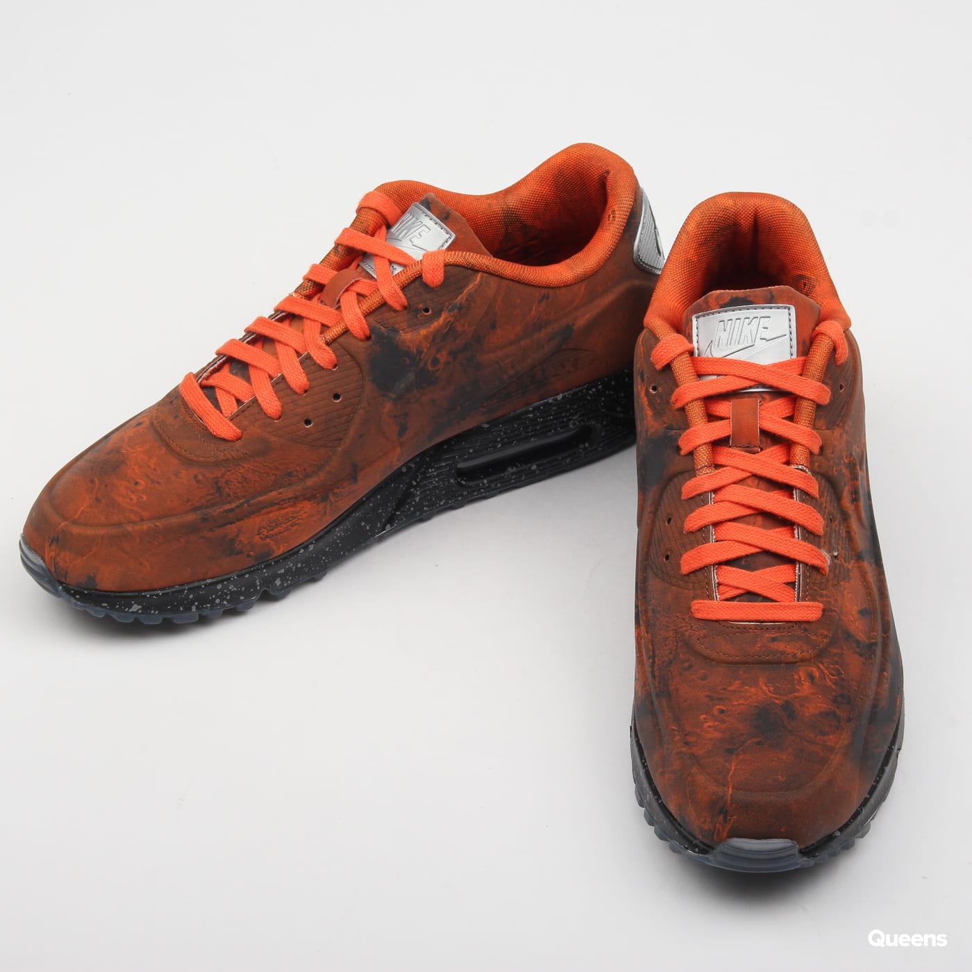 Nike Air Max 90 QS Mars Landing mars stone magma orange