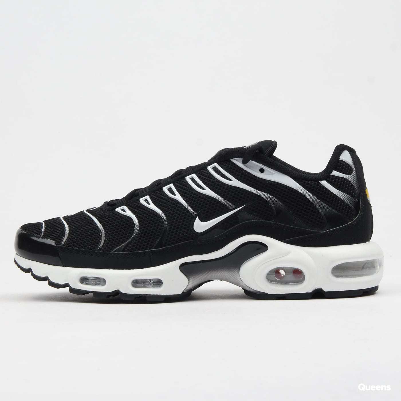 Nike Air Max Plus black / white - black