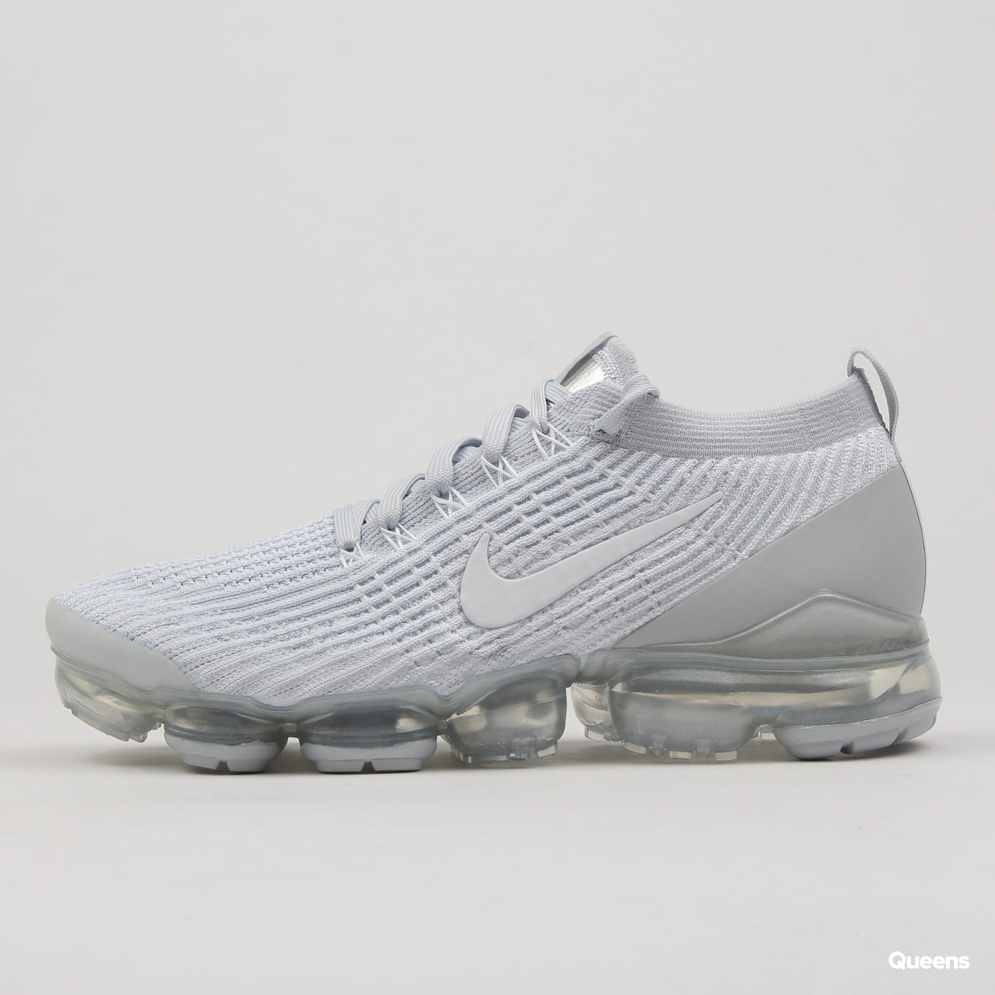 Nike Air Vapormax Flyknit 3 white / white - pure platinum